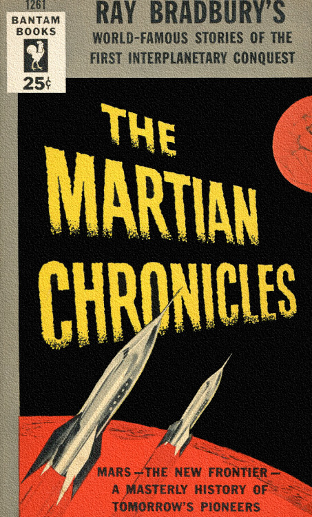 rogerwilkerson:  Ray Bradbury's Martian Chronicles.