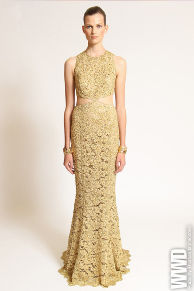 What Would Khaleesi Wear?Michael Kors Resort 2013
