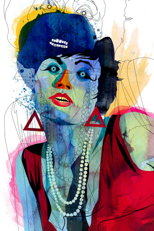 """girl15051"" Alvaro Tapia Hidalgo  (Spain) via Curioos"