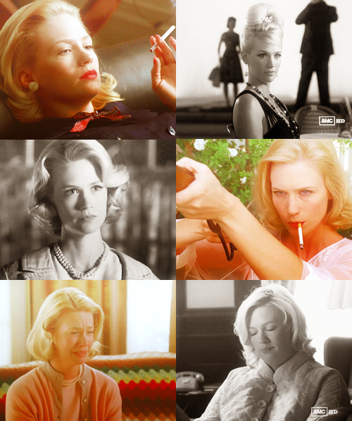 Favourite Female Characters : Betty Draper - Mad Men