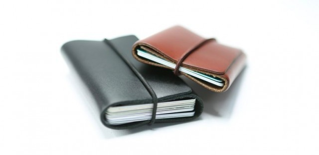 laughingsquid:  The Moneywrap, A Sleek Folding Wallet