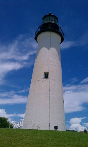 South Padre Island - Light house!