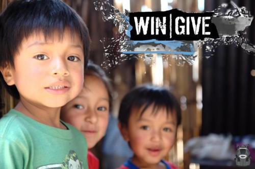 Win|Give, putting giving first! wingive.com