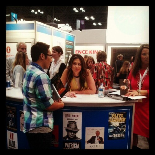 I like Stacy London! #bea (Taken with instagram)