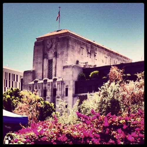Taken with Instagram at Los Angeles Times