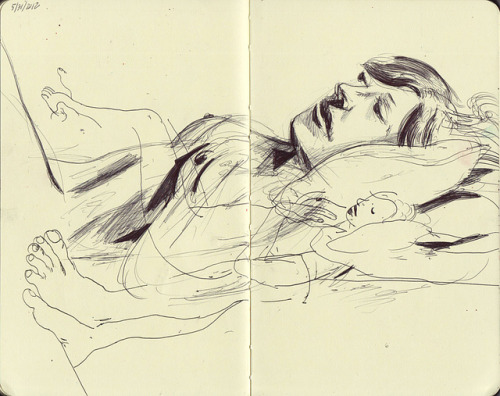 nivbavarsky:  figure drawing