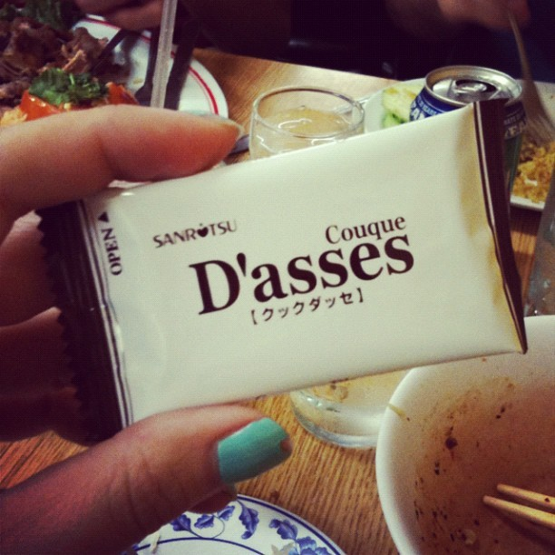 D'Asses here are delicious (Taken with Instagram at Sapp Coffee Shop)