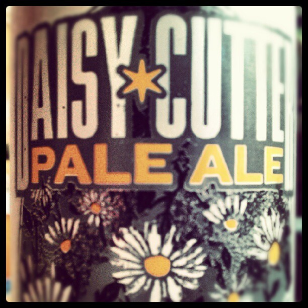 #halfacre #daisycutter while watching How #beer Saved The World. (Taken with instagram)
