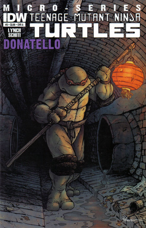TMNT Micro Series #3: Donatello