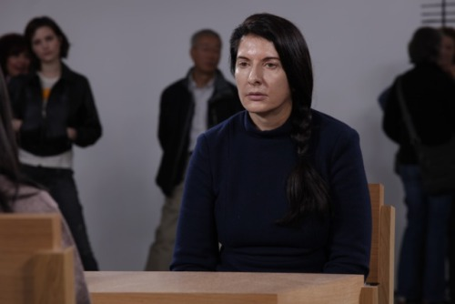 The Artist is Present Since the 1970s, Marina Abramovic has pushed and redefined the boundaries of performance art with her shocking displays. Gain fresh insight into the Serbian artist's latest project in the documentary Marina Abramović The Artist is Present.http://news.thefreestylelife.com/index.php/marina-abramovic-artist-is-present-trailer