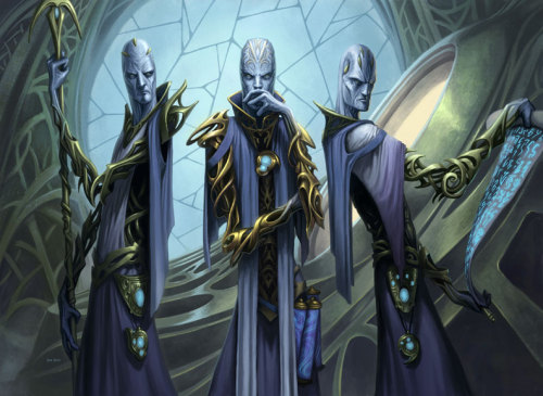 The Art of the Esper Shard of Alara