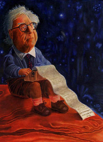 Goodbye, Ray Bradbury / Adiós, Ray Bradbury