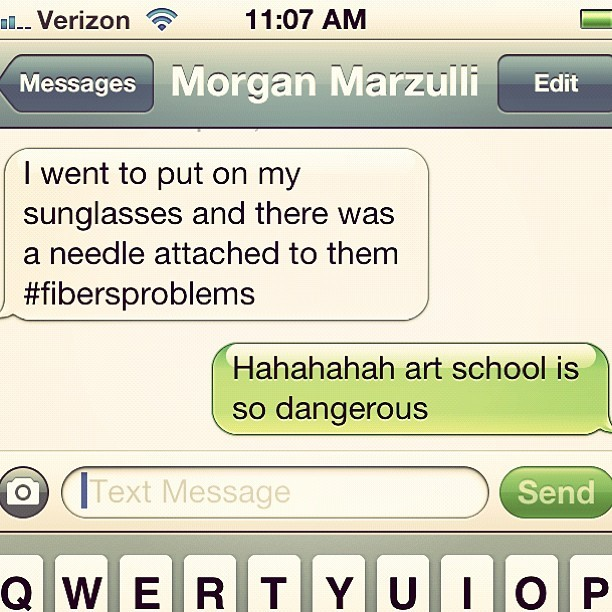 @morganmarzulli (Taken with instagram)