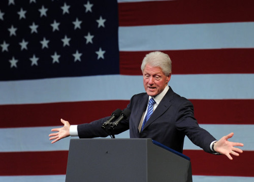 Bill Clinton agrees with us: STOP Taxmageddon from happening!