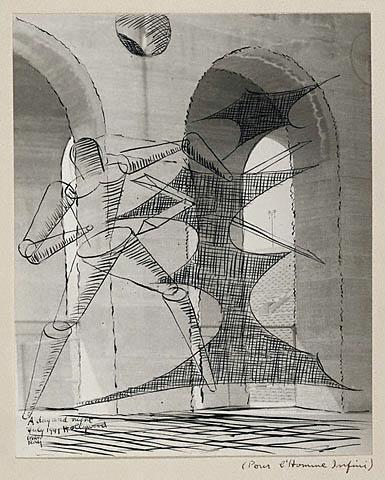 Man Ray, A Day and Night, 1941