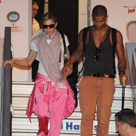 Madonna And Boyfriend Brahim Zaibat Arrive In Istanbul Read more here.