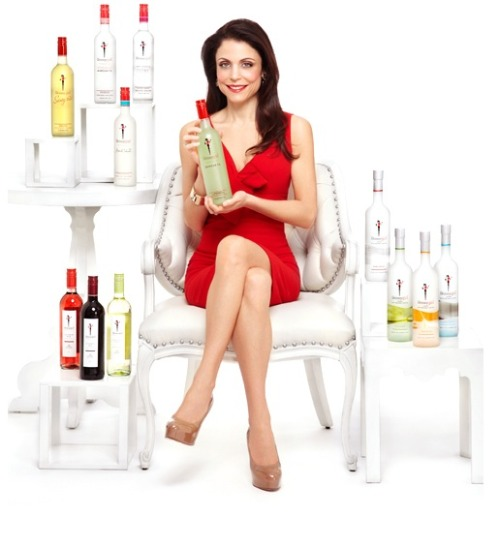 Who can turn one small idea into 125 million dollars? -Bethenny Frankel can!