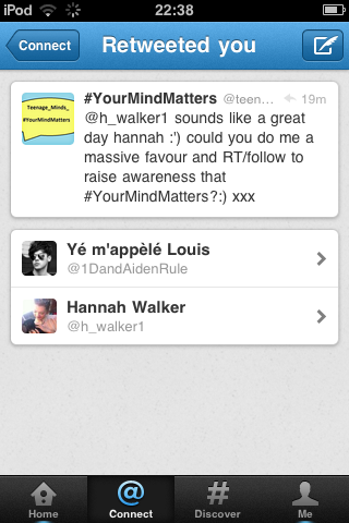 Hannah Walker knows!  Follow us here! (x)