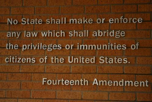 US Fourteenth Amendment