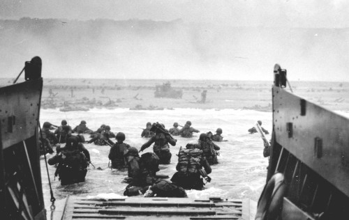 Today, June 6th, is the 68th anniversary of D-Day.
