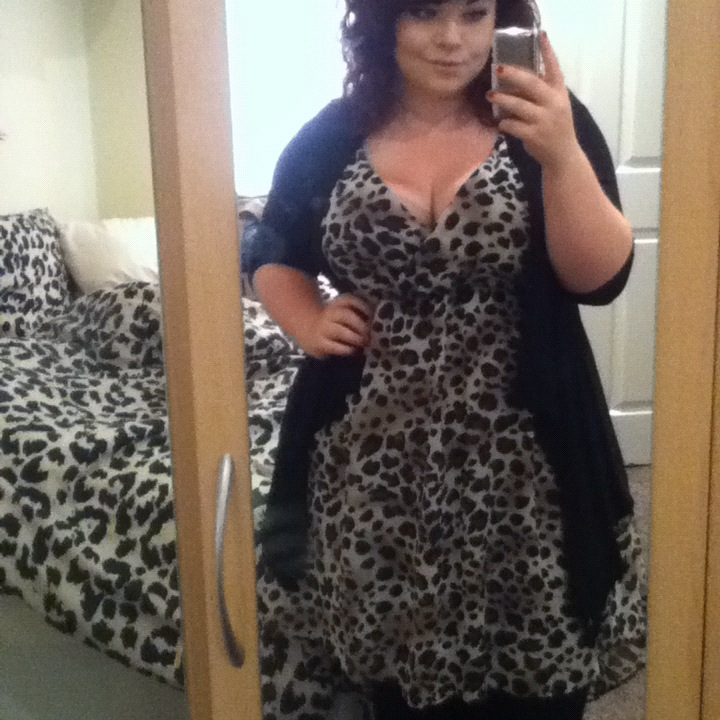 Went to see men in black 3 with darryl  Love my new dress.