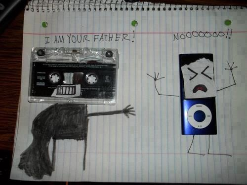 renegayde:  iPod I am your father!
