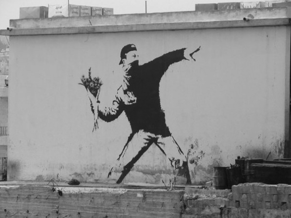 (via You are not Banksy by Nick Stern | Who Designed It?)