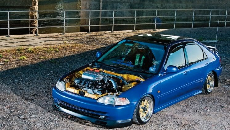 94 Honda Civic