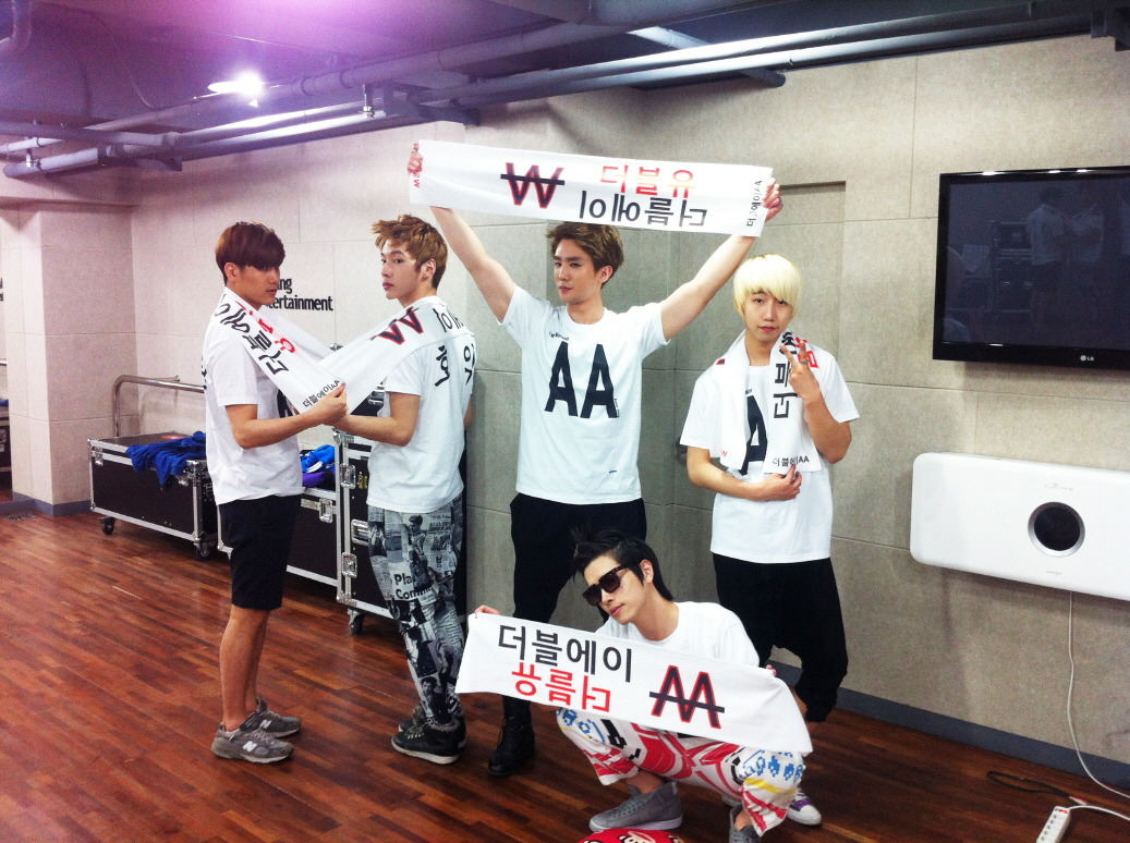 [ME2DAY] 120607We miss our W~Please just wait a little more! We'll Be Back~^♥^ Translation: Mimi♡@ doubleaintl.com