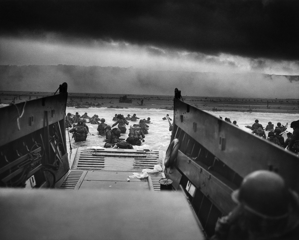 ‎68 years ago today the allied forces hit the beach… http://en.wikipedia.org/wiki/Dday