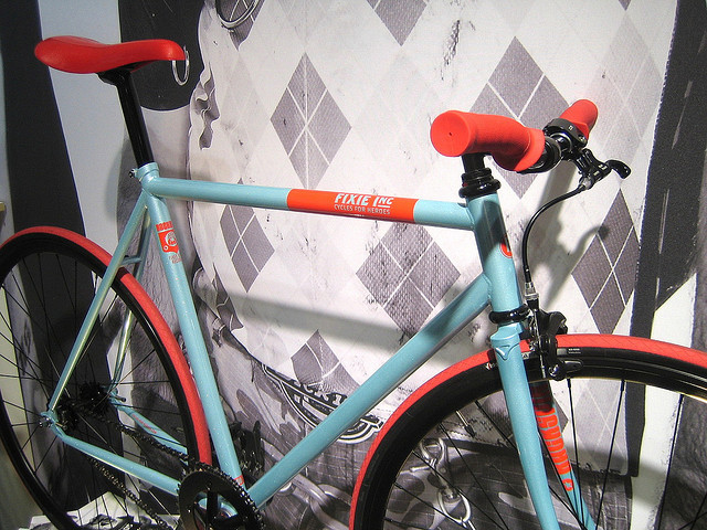 Eurobike 2009 - Fixie Inc by makzone73 / Marcello on Flickr.