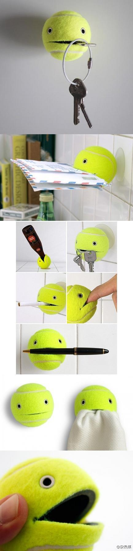 (via Tennis ball helper)