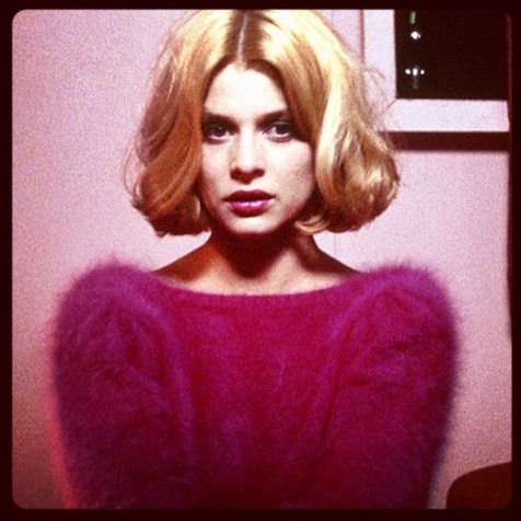 Girl crush. Natassja Kinski in Paris, Texas