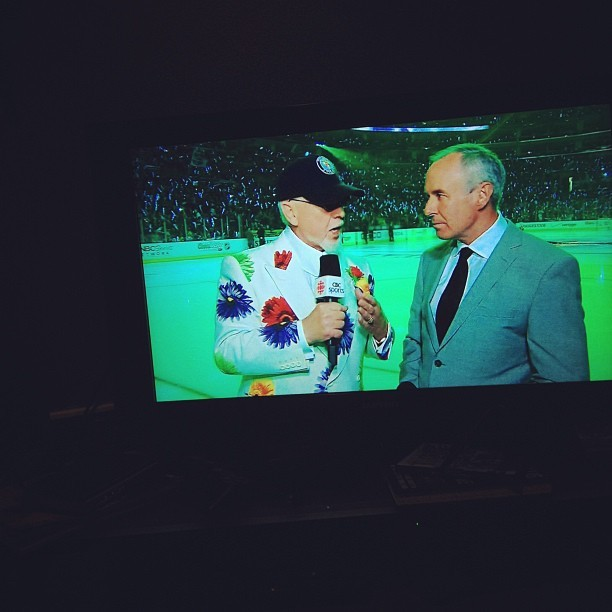 Get on it Don Cherry (Taken with instagram)