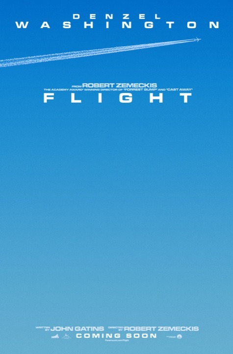 popculturebrain:  Poster: Flight | Collider