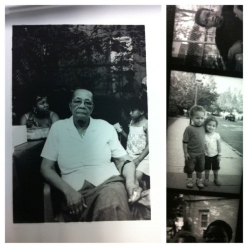 Summer class work #picstitch #black&white #family #photgrapher #developed #film  (Taken with instagram)