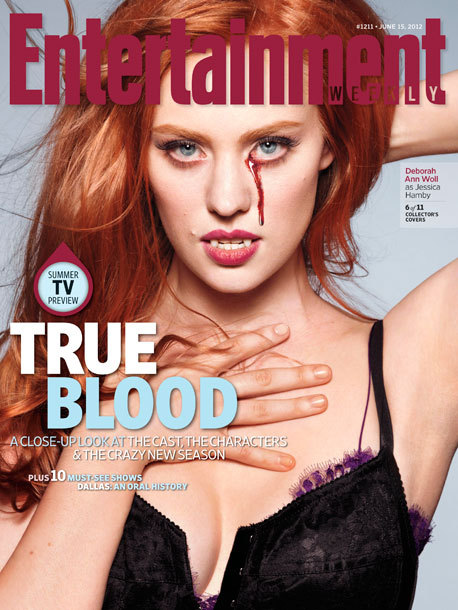 Deborah Ann Woll - Entertainment Weekly, June 15th, 2012 HOT DIGGITY DAMN, GURL