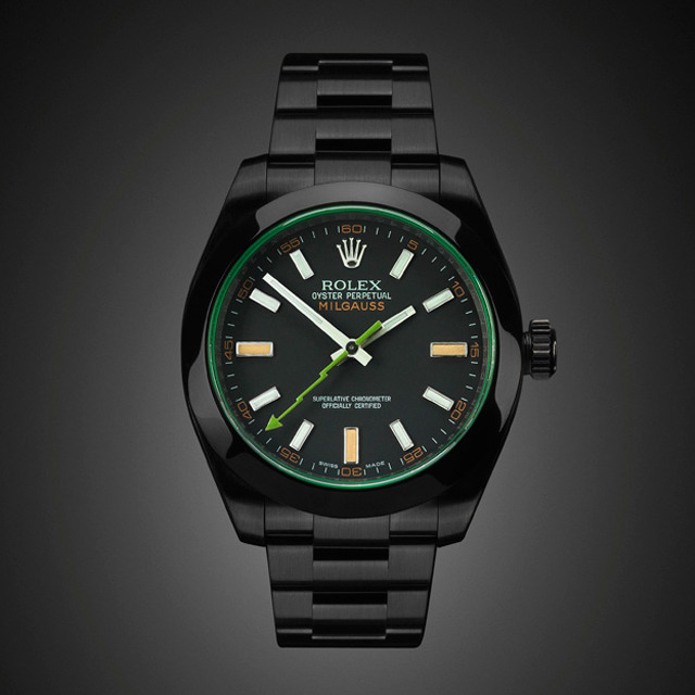 Project X - Milgauss