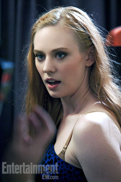 Deborah Ann Woll in season 5 of True Blood