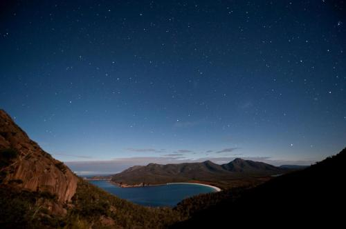 1:00 am stargazing at Freycinet National Park - with Matt Green -  Australia