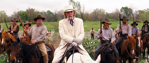 From the first trailer for Quentin Tarantino's Django Unchained.