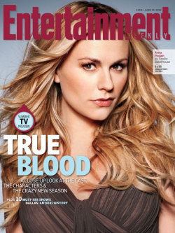 bohemea:  Anna Paquin - Entertainment Weekly by Alexei Hay, June 15th 2012
