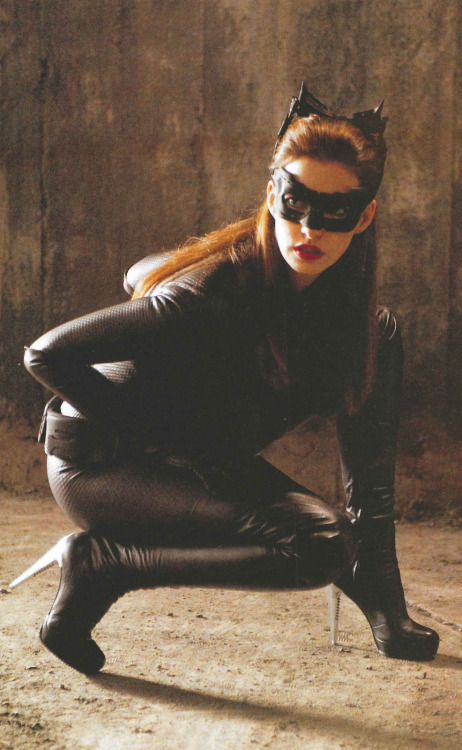 bohemea:  Anne Hathaway in The Dark Knight Rises