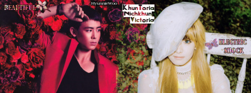 [FANART] 120607 Khuntoria - Beautiful Electric SHock! cr: hyunniewoo -Vo