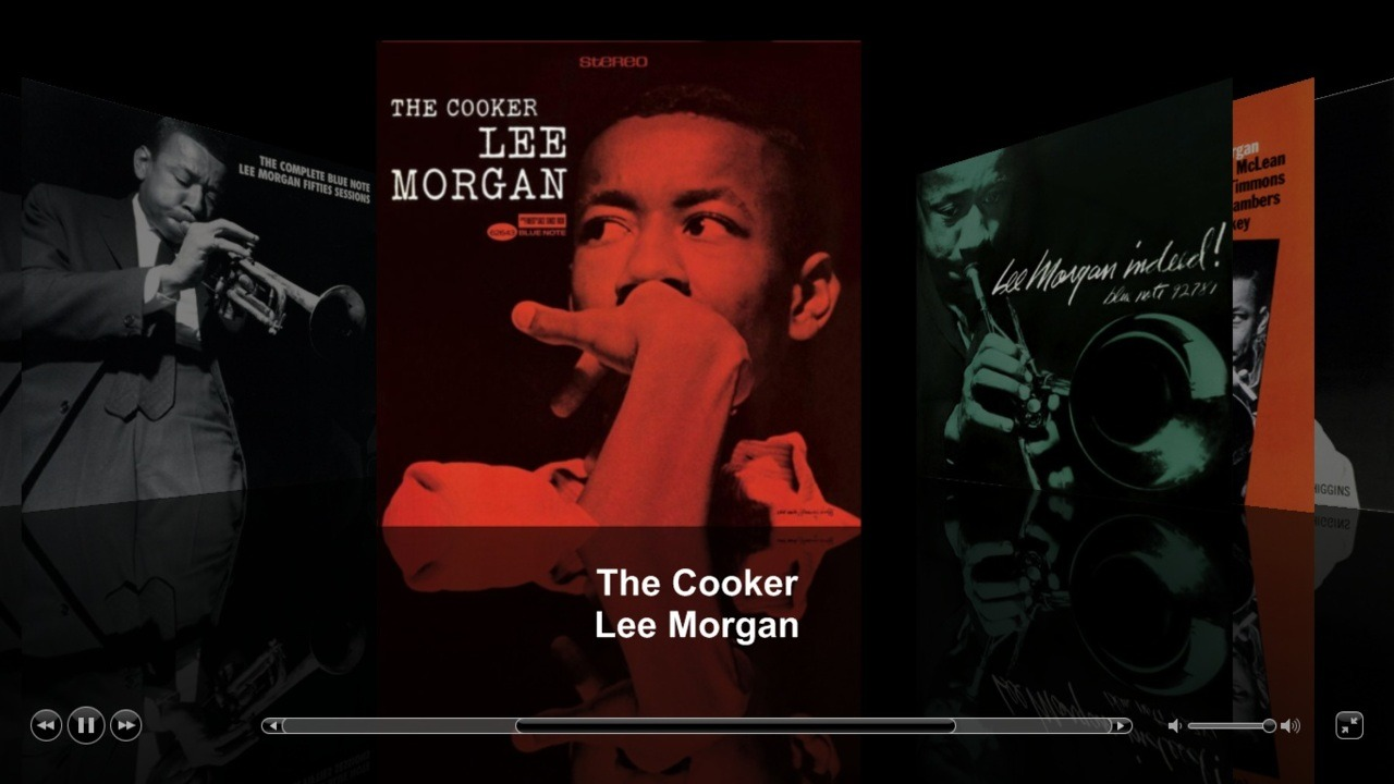 Lee Morgan was the Heisenberg of the trumpet. The man could cook!