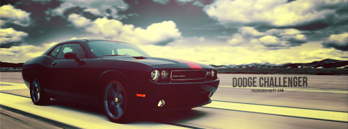 Challenger Facebook Covers