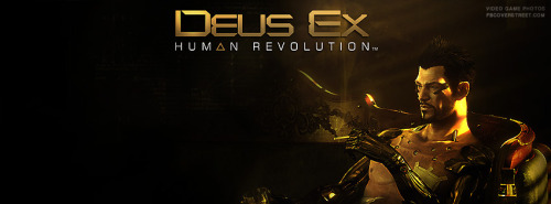 Deus Ex Facebook Covers