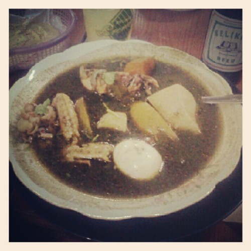 Chilimole! (Taken with instagram)