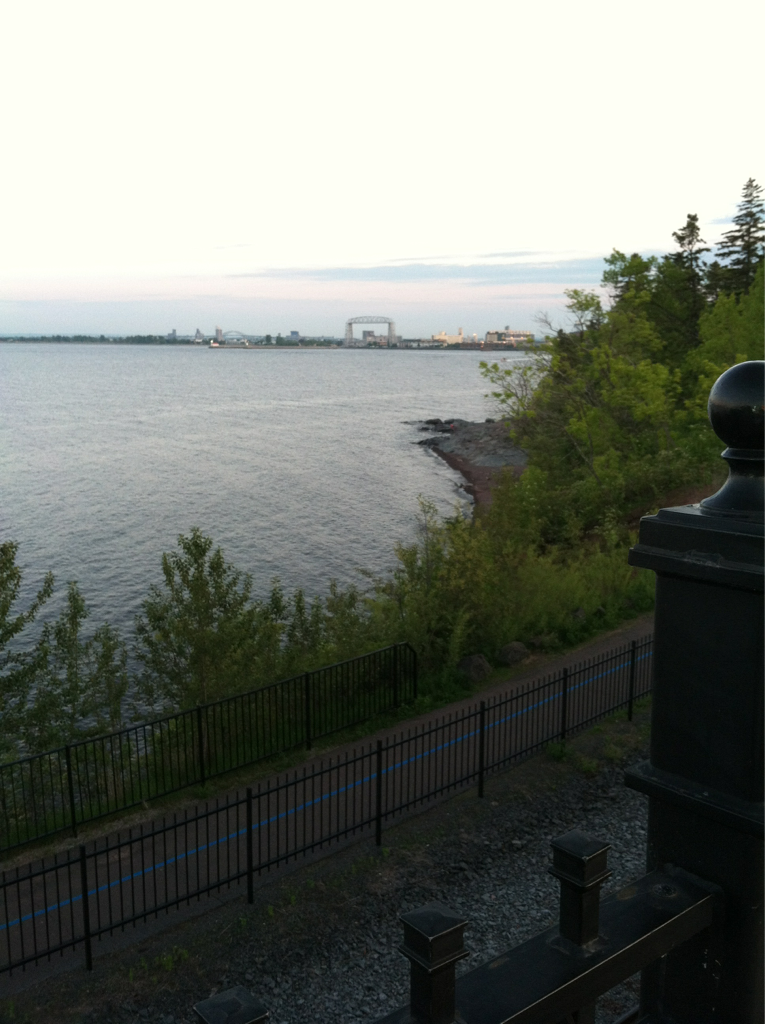 justanothermnatheist:  A beautiful Duluth night :)