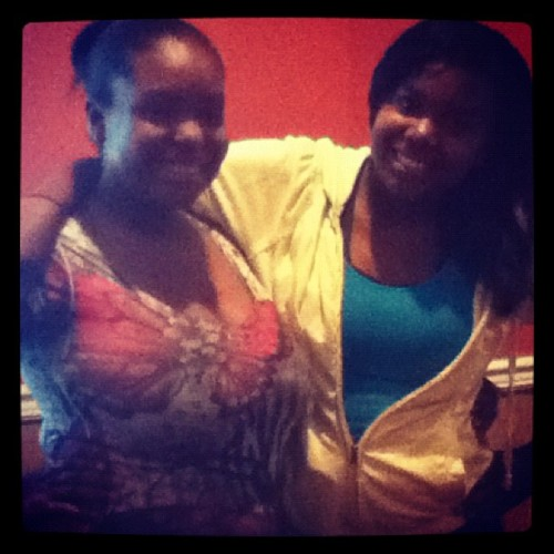 I have the best big sister ever! <3 @ayeee_smiley  (Taken with instagram)